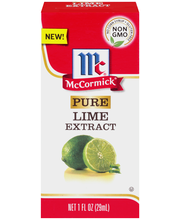 McCormick® Pure Lime Extract, 1 oz. Box