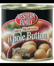 Wf Button Mushrooms
