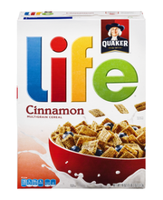 Life® Cinnamon Multigrain Cereal 18 oz. Box