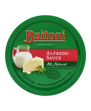 BUITONI Refrigerated Alfredo Pasta Sauce no GMO Ingredients 10 oz.