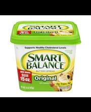 Smart Balance® Original Buttery Spread 15 oz. Tub