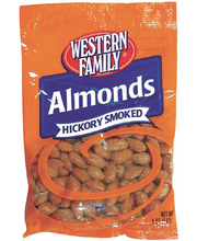 Wf Almonds Smoked Peg