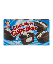 Little Debbie Chocolate Cupcakes - 8 CT