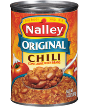 Nalley® Original Chili con Carne with Beans 14 oz. Can