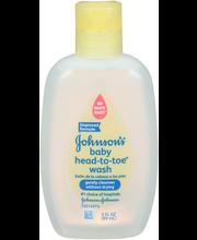 Johnson's® Baby Head-To-Toe® Wash 3 fl. oz. Bottle