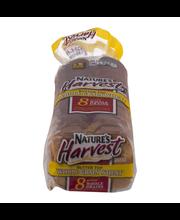 Nature's Harvest Butter Top Whole Grain Wheat Bread