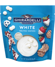 Ghirardelli Chocolate® Melting Wafers White Chocolate 10 oz. ...