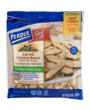 Perdue Short Cuts Carved Chicken Breast Grilled Italian Style
