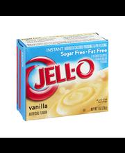 Jell-O® Sugar Free Fat Free Vanilla Instant Reduced Calorie P...