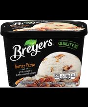 Breyers® Butter Pecan Frozen Dairy Dessert 1.5 qt. Tub