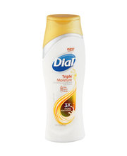 Dial® Triple Moisture Body Wash 16 fl. oz. Squeeze Bottle