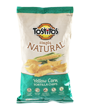 Tostitos Simply Natural Yellow Corn Tortilla Chips