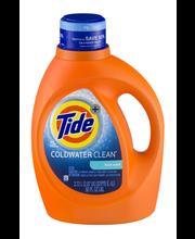 Tide® Coldwater Clean™ Fresh Scent Liquid Laundry Detergent 4...