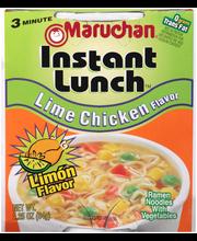 Maruchan® Instant Lunch™ Lime Chicken Flavor Ramen Noodle Sou...