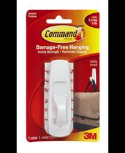 Command Damage-Free Hanging Utility Hook