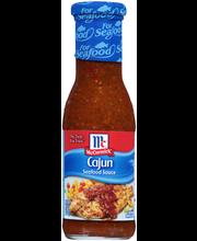 McCormick® Golden Dipt® Cajun Seafood Sauce, 8.6 oz. Bottle