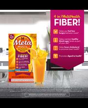 Metamucil® Sugar Free Orange Smooth Fiber Powder Dietary Supp...