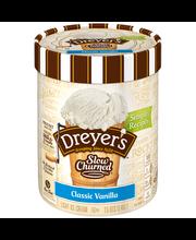 DREYER'S/EDY'S Slow Churned Classic Vanilla Light Ice Cream 1...