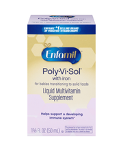 Enfamil™ Poly•Vi•Sol® Liquid Multivitamin Supplement with Iro...