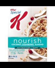 Kellogg's® Special K Nourish® Coconut Cranberry Almond Cereal...