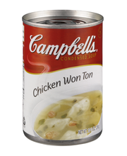Campbell's® Condensed Chicken Wonton Soup, 10.5 oz.