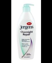 Jergens® Overnight Repair Nightly Restoring Moisturizer 16.8 ...