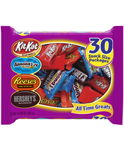 Hershey's® All Time Greats Snack Size Assortment Candy 30 ct Bag