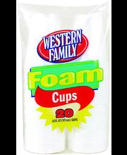 Wf Foam Cup 16Oz