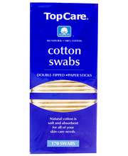 TOPCARE COTTON SWABS