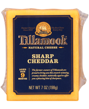 Tillamook® Sharp Cheddar Cheese 7 oz. Pack