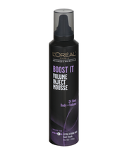 L'Oreal® Paris Advanced Hairstyle Boost It Volume Inject Moos...