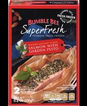 Bumble Bee SuperFresh® Salmon With Garden Pesto 8.4 oz. Box