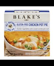 Blake's Gluten-Free Chicken Pot Pie