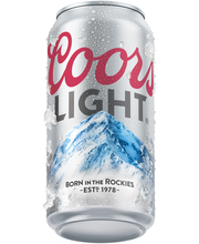 Coors Light® Beer 12 fl. oz. Can