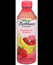 Bolthouse Farm® Strawberry Banana 100% Fruit Juice Smoothie 3...