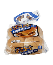 Ball Park Hamburger Buns - 8 CT