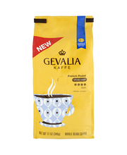 Gevalia Heritage Collection French Roast Whole Bean Coffee 12...