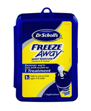 Dr. Scholl's® Freeze Away® Common & Plantar Wart Remover 1 Kit