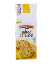 Pepperidge Farm® Salted Caramel Cookies, 5.5 oz. Bag