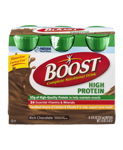 BOOST HIGH PROTEIN Chocolate Sensation Complete Nutritional D...