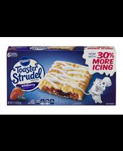 Pillsbury Toaster Strudel™ Wildberry Toaster Pastries 6 ct Box