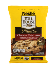 Nestle TOLL HOUSE Ultimates Chocolate Chip Lovers Cookie Doug...