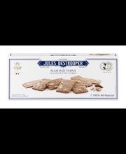Jules Destrooper Almond Thins Almond Butter Cookies