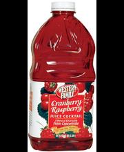 Wf Cran-Raspberry Cocktail