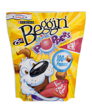 Purina Beggin' Party Poppers Bacon Cheddar & Monterey Jack Fl...