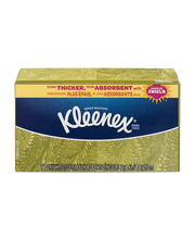 Kleenex® 2-Ply White Tissues 160 ct Box