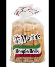 Martin's Hoagie Rolls - 6 CT