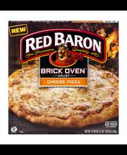 Red Baron® Brick Oven™ Crust Cheese Trio Pizza 17.82 oz. Box