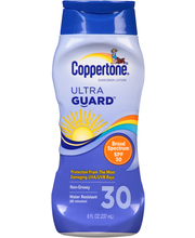 Coppertone® Ultra Guard™ Broad Spectrum SPF 30 Sunscreen Loti...