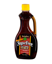 Spring Tree® Sugar Free Low Calorie Syrup 24 fl. oz. Squeeze ...